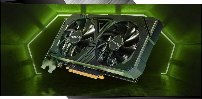 GALAX GeForce RTX 2060 6GB GDDR6 EX