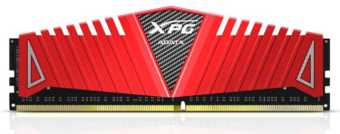 RAM-ADATA-XPG-Z1-1x8GB-DDR4-2666MHz-red