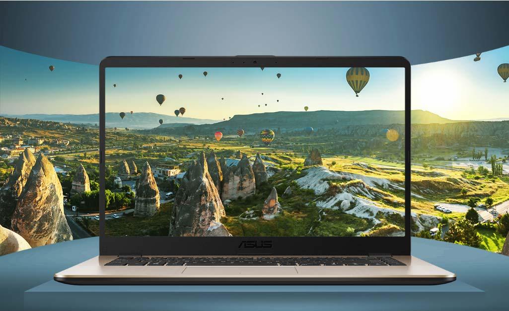 ASUS VivoBook X505BA-BR312T màn hình