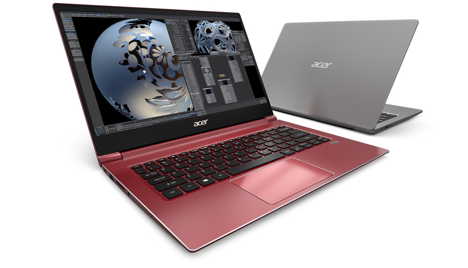 Acer Swift 3 SF314-56-596E hiệu năng