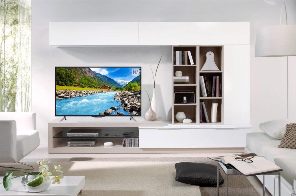 Smart Tivi SHARP 4K 50 inch LC-50UA6500X phù hợp với nhiều không gian