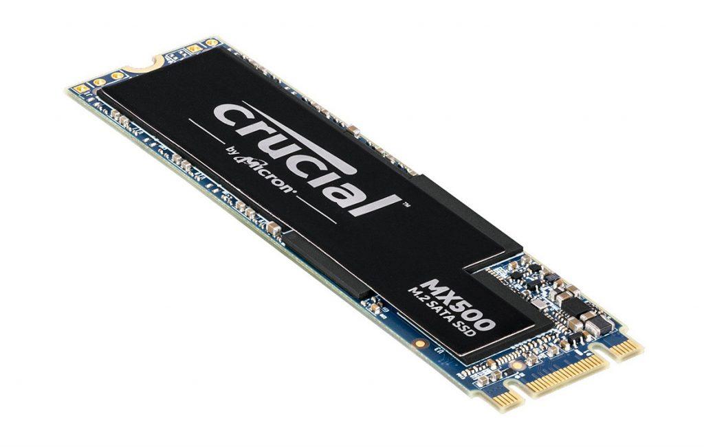 SSD Crucial MX500 1TB M.2 2280