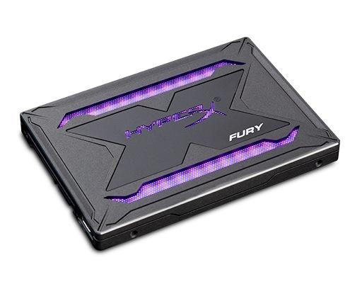 ổ cứng SSD Kingston HyperX Fury RGB
