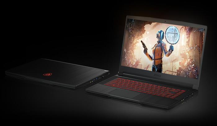 Laptop MSI GF63 Thin 9SC-070VN