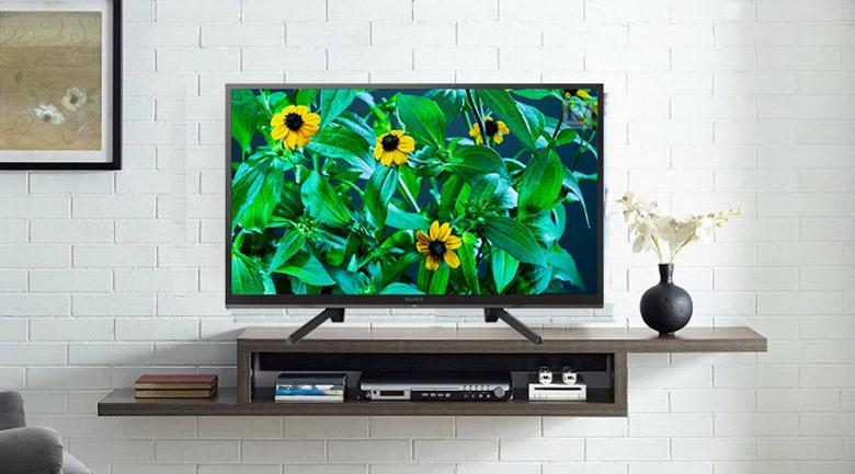 Smart Tivi Sony HD 32 inch KDL-32W610G phù hợp với mọi không gian