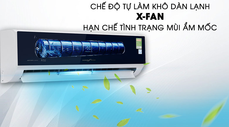 Máy lạnh Electrolux Inverter ESV18CRO-D1