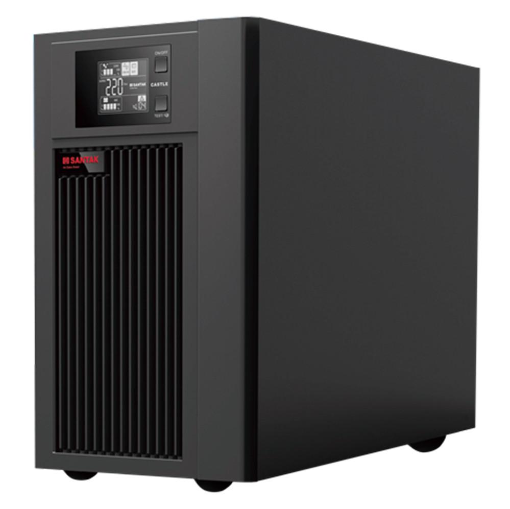Bộ lưu điện/UPS SANTAK C3K 3000VA LCD