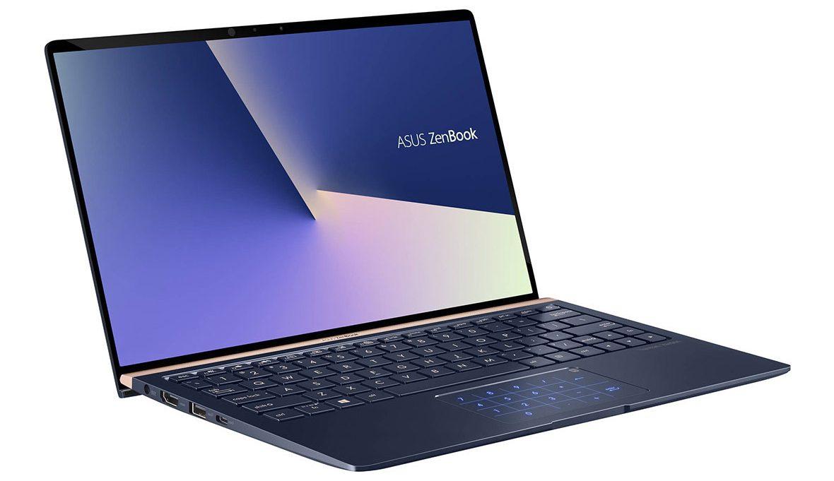 Máy tính xách tay/ Laptop Asus Zenbook UX333FA-A4118T -2