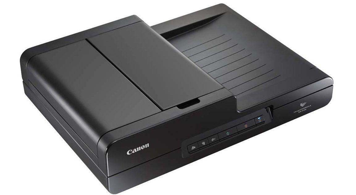 Máy scan Canon DR F120 -2
