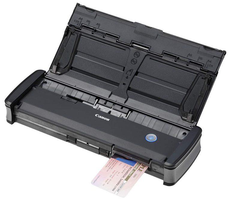 Máy scan Canon P-215II-2