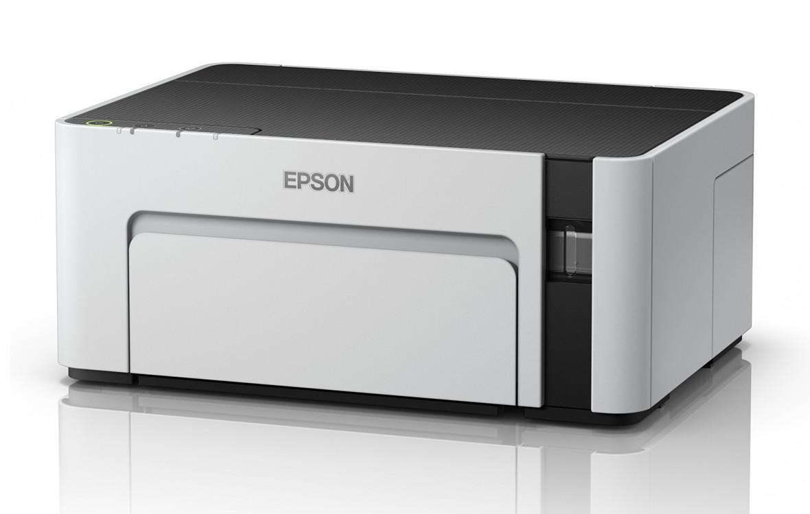 Máy in phun trắng đen Epson M1100 -2