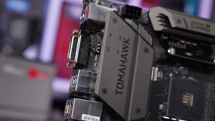 AM4 B450 Tomahawk (techspot)