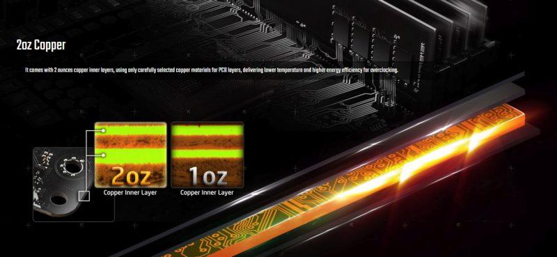 Hiệu năng củaB450M Steel Legend