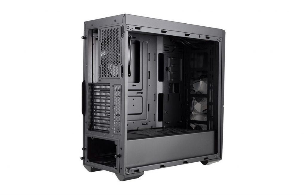 Case Cooler Master MasterBox K500 bên trong
