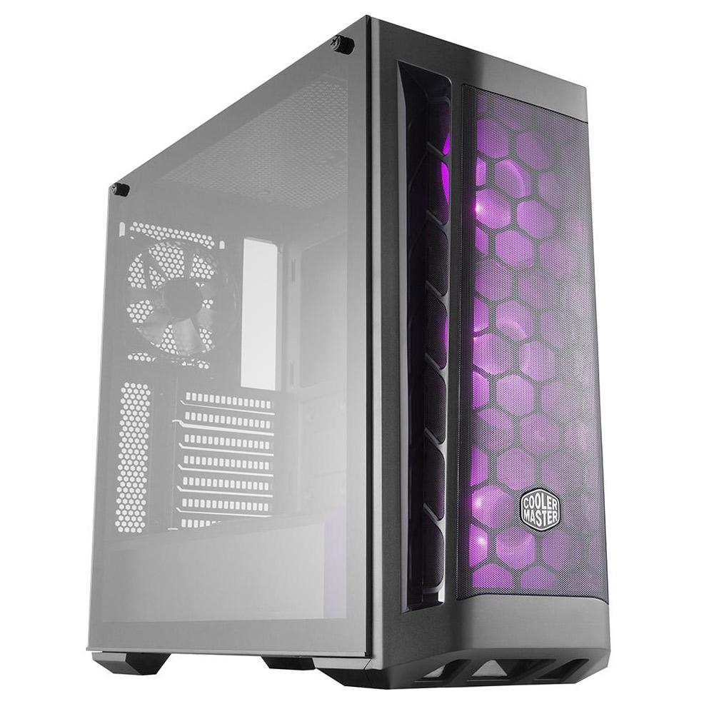 CaseCooler Master MasterBox MB511 RGB thiết kế cá tính