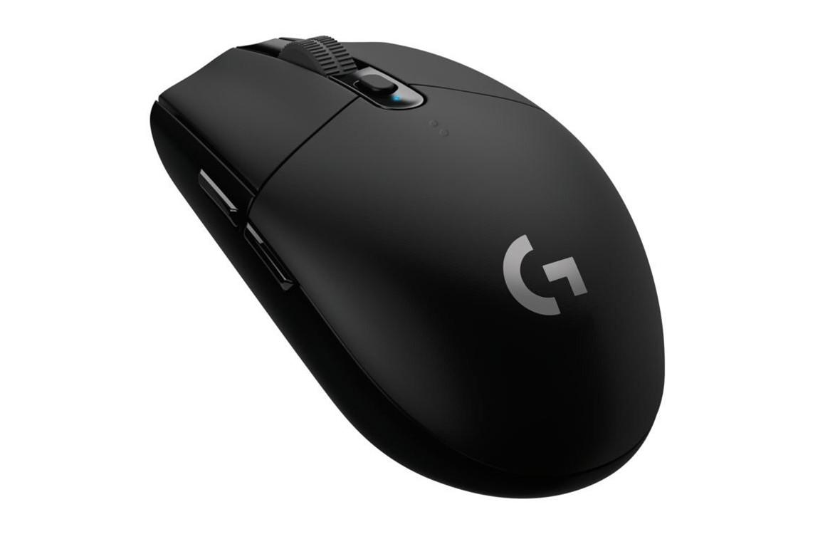 Chuột chơi game Logitech G304 Wireless (Đen)_2