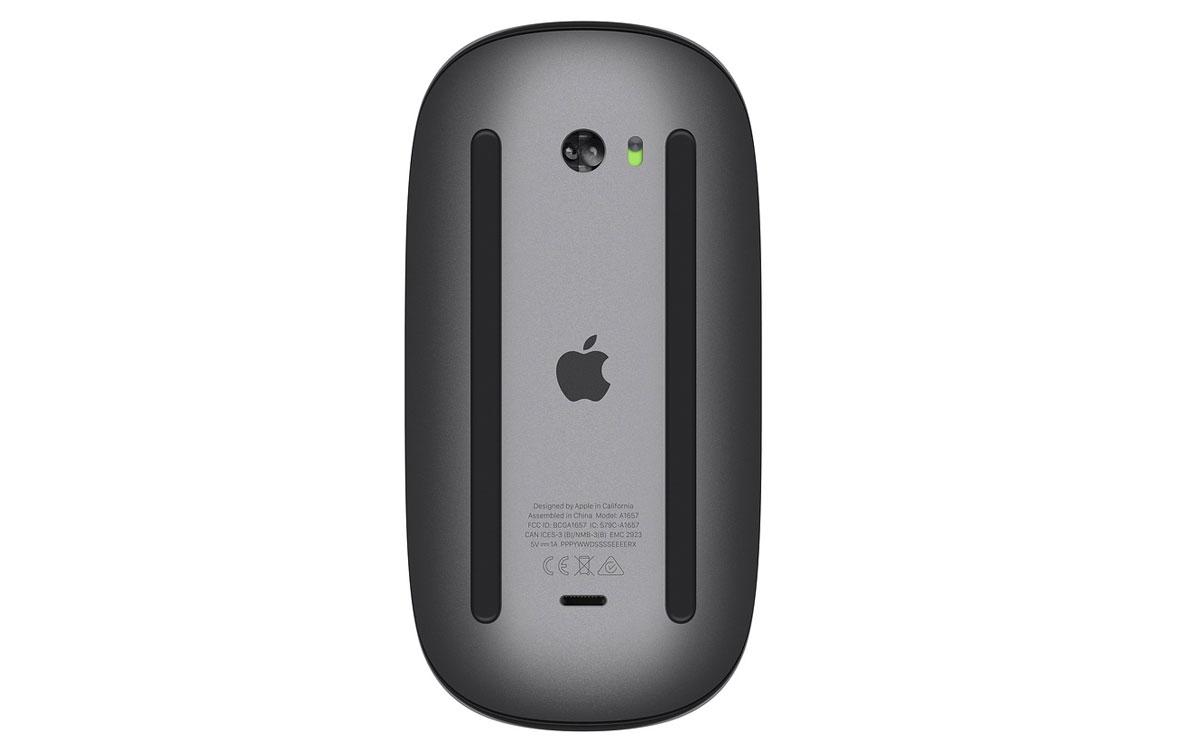 Chuột máy tính không dây Apple Magic 2 - MRME2ZA-A (Xám,Đen)_2