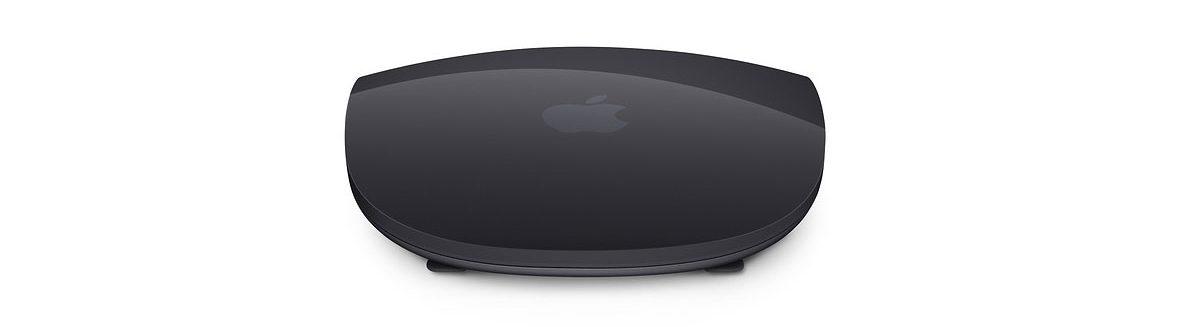 Chuột máy tính không dây Apple Magic 2 - MRME2ZA-A (Xám,Đen)_5