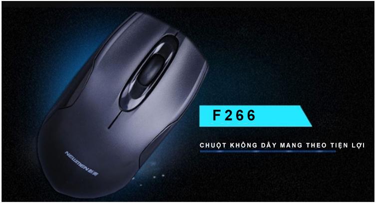 Chuột quang không dây Newmen F266-9