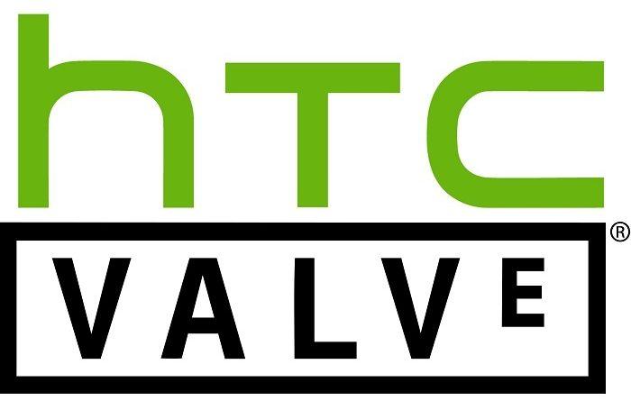 HTC and Valve Logo