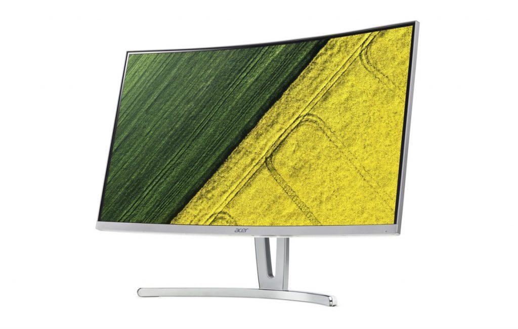 Màn hình LCD Acer ED273 cong