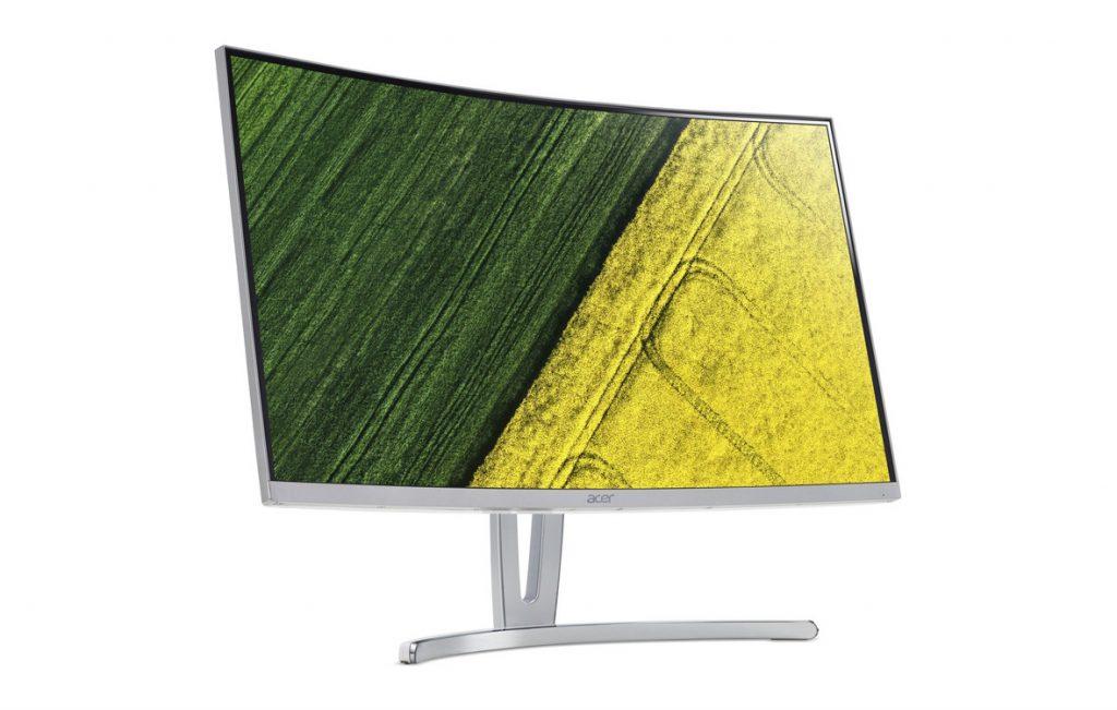 Màn hình LCD Acer ED273 màu sắc chân thực