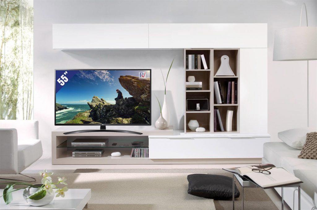 Smart Tivi LG 4K 55 inch 55UM7400PTA phù hợp với mọi không gian