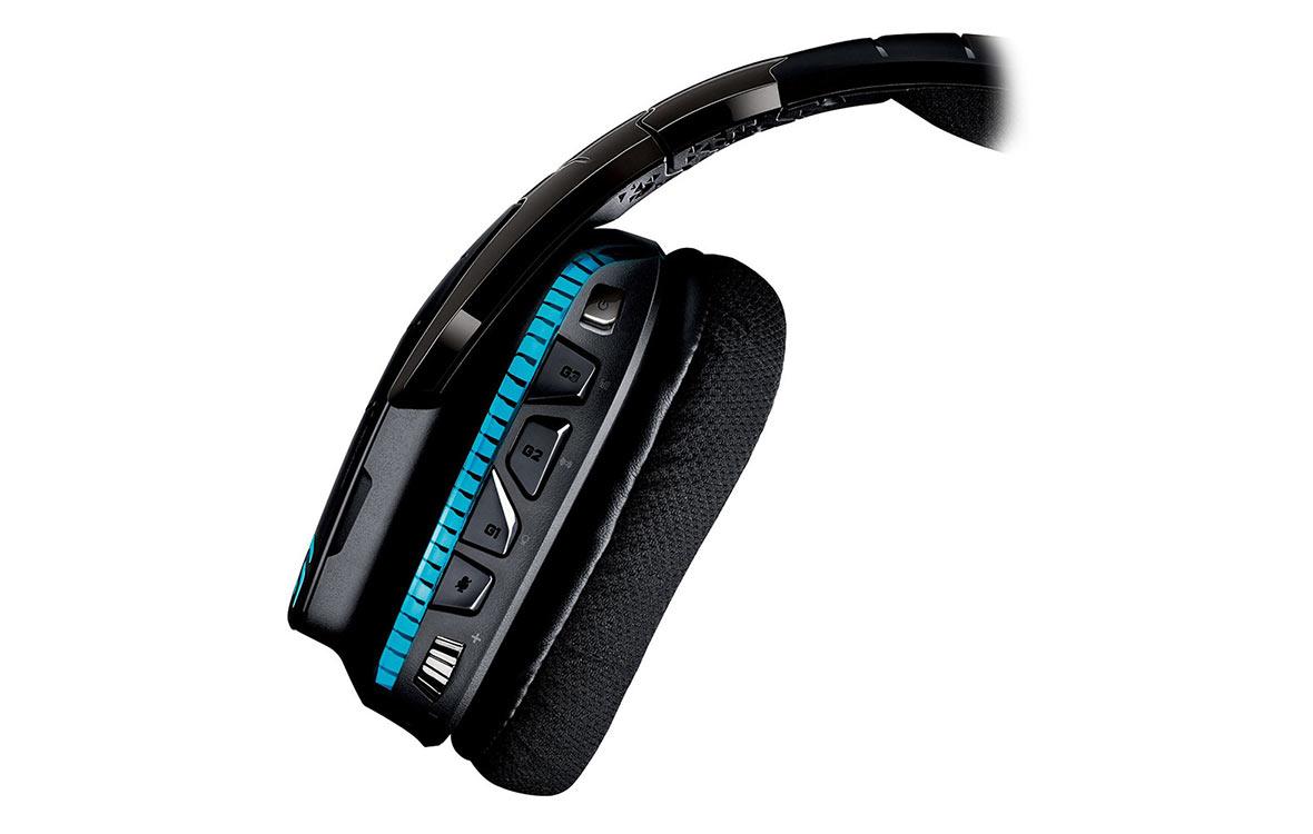 tai nghe Logitech G933 Artemis Spectrum Wireless RGB 7.1 Surround Gaming-2