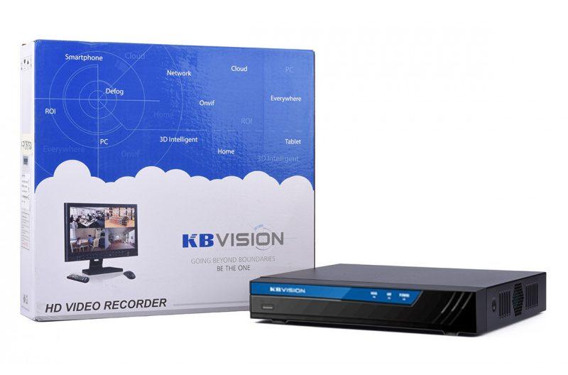 Đầu ghi KBvision KH-6104N2ZA-1