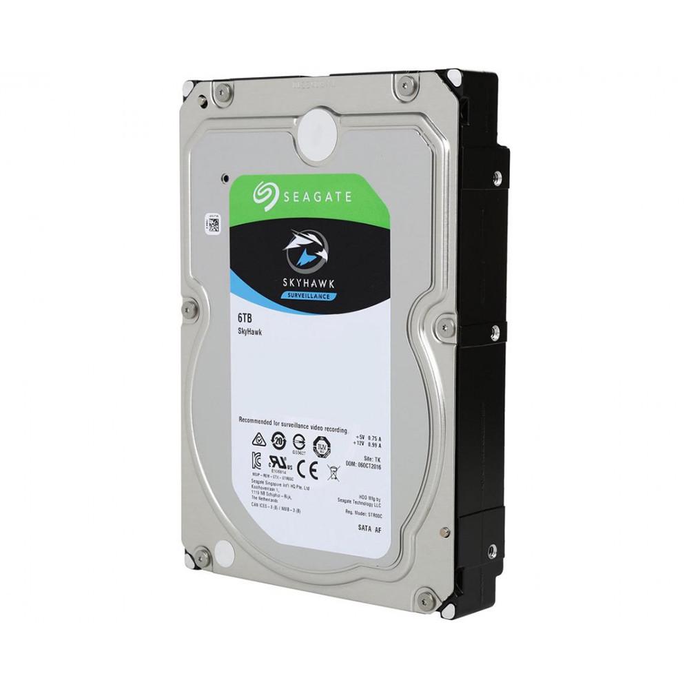 Ổ cứng HDD Camera Seagate Skyhawk 6TB 3.5 SATA (ST6000VX001)_2