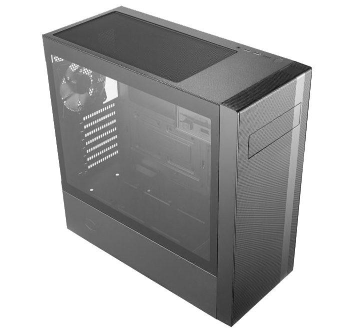Case máy tínhCooler MasterMasterBox NR600 -2