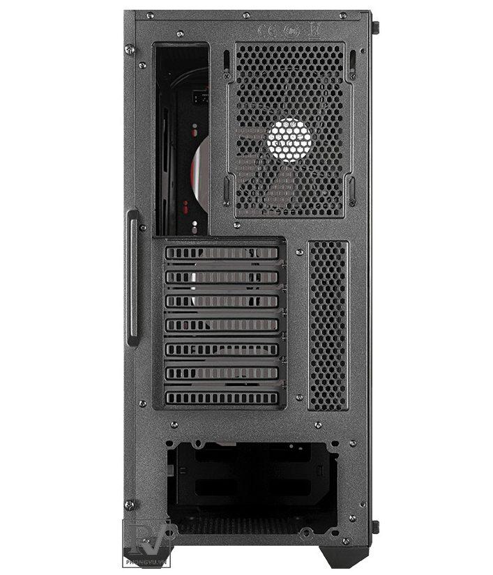 Case máy tínhCooler MasterMasterbox MB520 Red Trim -4