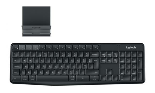 Trải nghiệm trên bàn phím Logitech K375s không dây