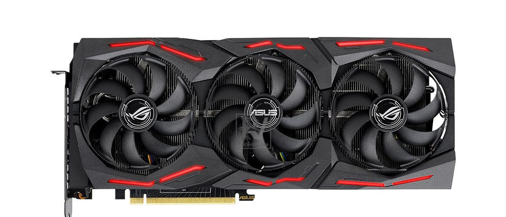 Card đồ họa ASUS GeForce RTX 2070 Super 8GB GDDR6 ROG Strix OC-1