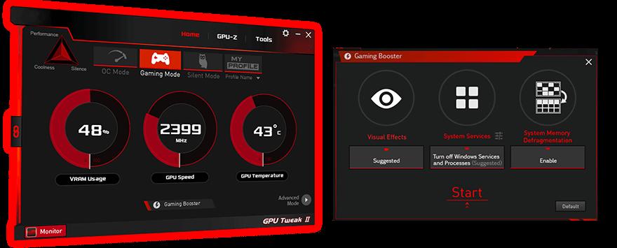 Card đồ họaASUS GeForce RTX 2070 Super 8GB GDDR6 ROG Strix OC-2