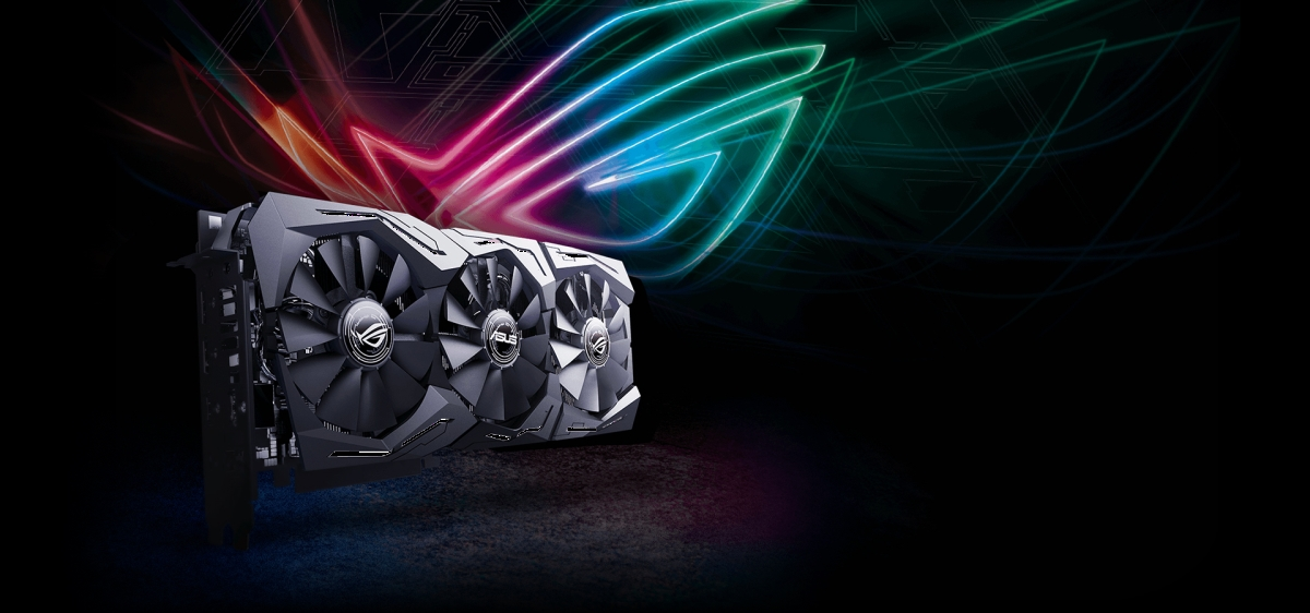 ASUS GeForce RTX 2060 Super 8GB GDDR6 ROG Strix Advanced_1