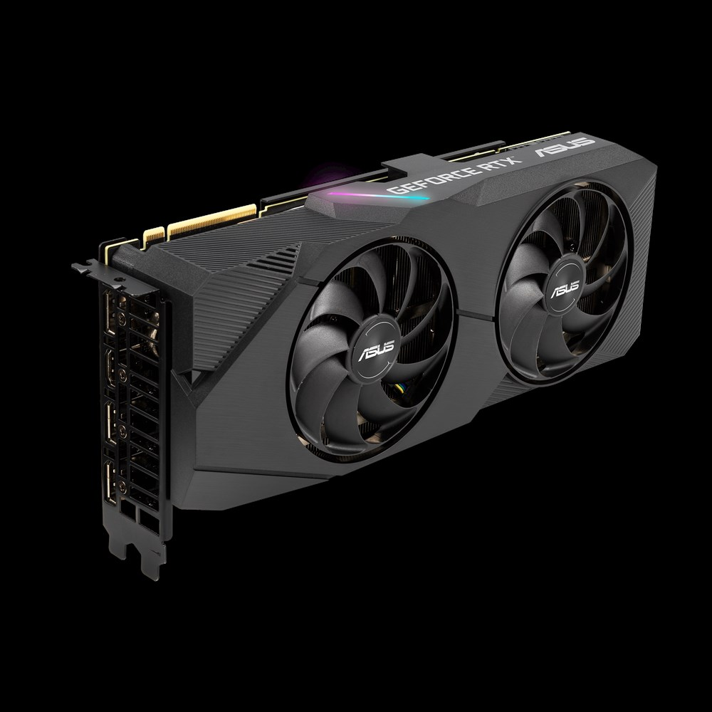 Card màn hình ASUS GeForce RTX 2080 Super 8GB GDDR6 EVO OC_1