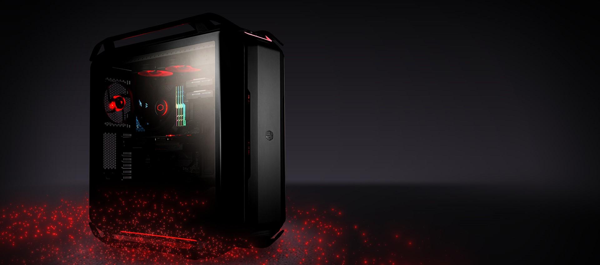 Case máy tính CM Cosmos C700P Black Edition_2