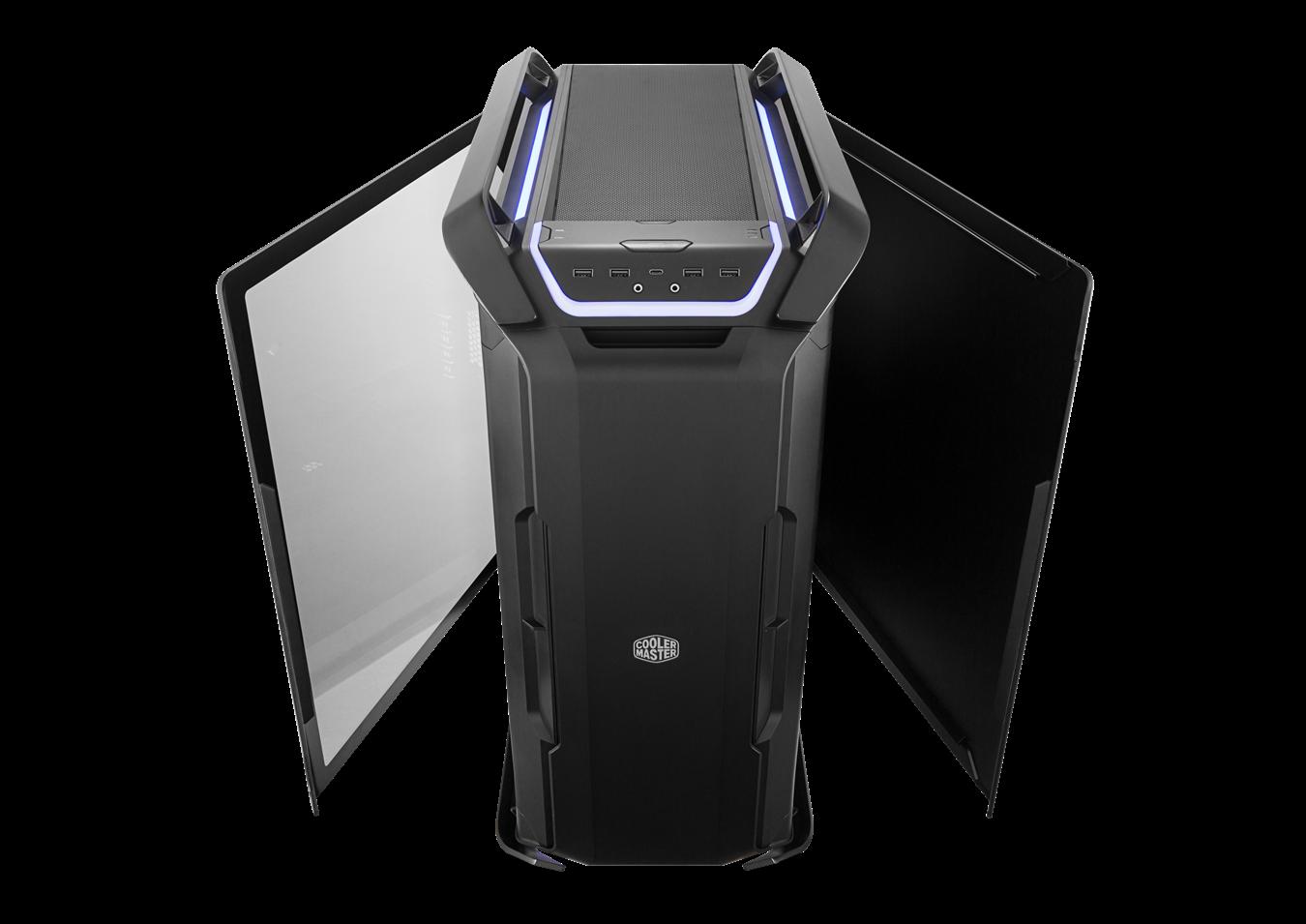 Case máy tính CM Cosmos C700P Black Edition_4