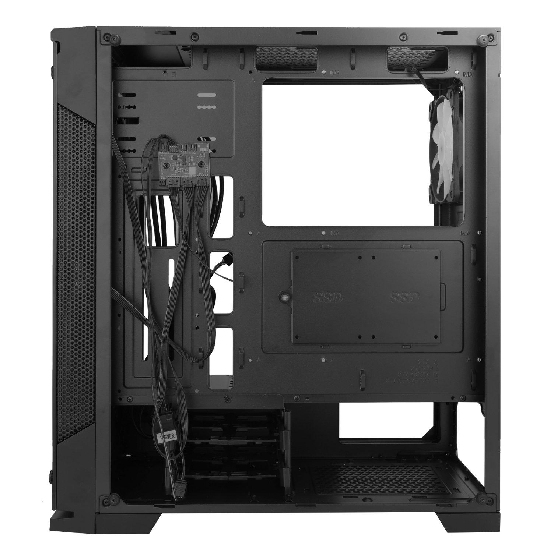 Case máy tính Sama Crystal_1