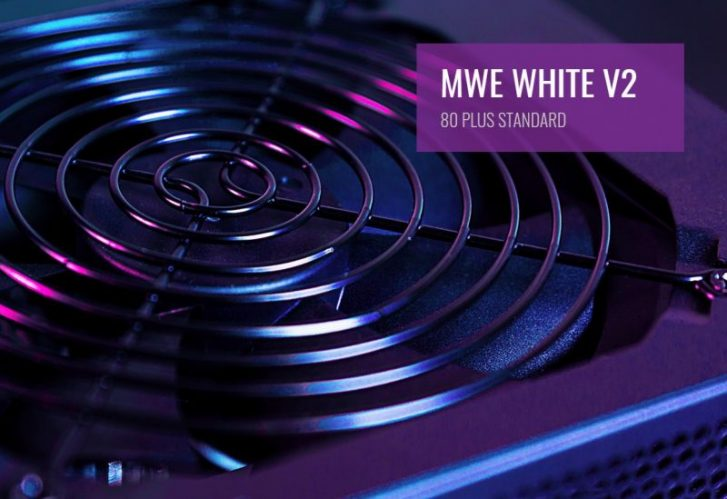 Cooler Master MWE 600 White V2