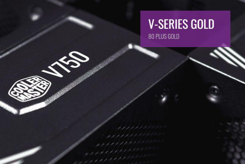 Cooler Master V750 Gold