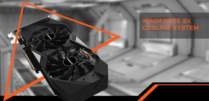 GIGABYTE GeForce RTX 2060 Super 8GB GDDR6 WINDFORCE OC