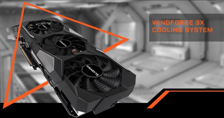 GIGABYTE GeForce RTX 2070 Super 8GB GDDR6 GAMING OC