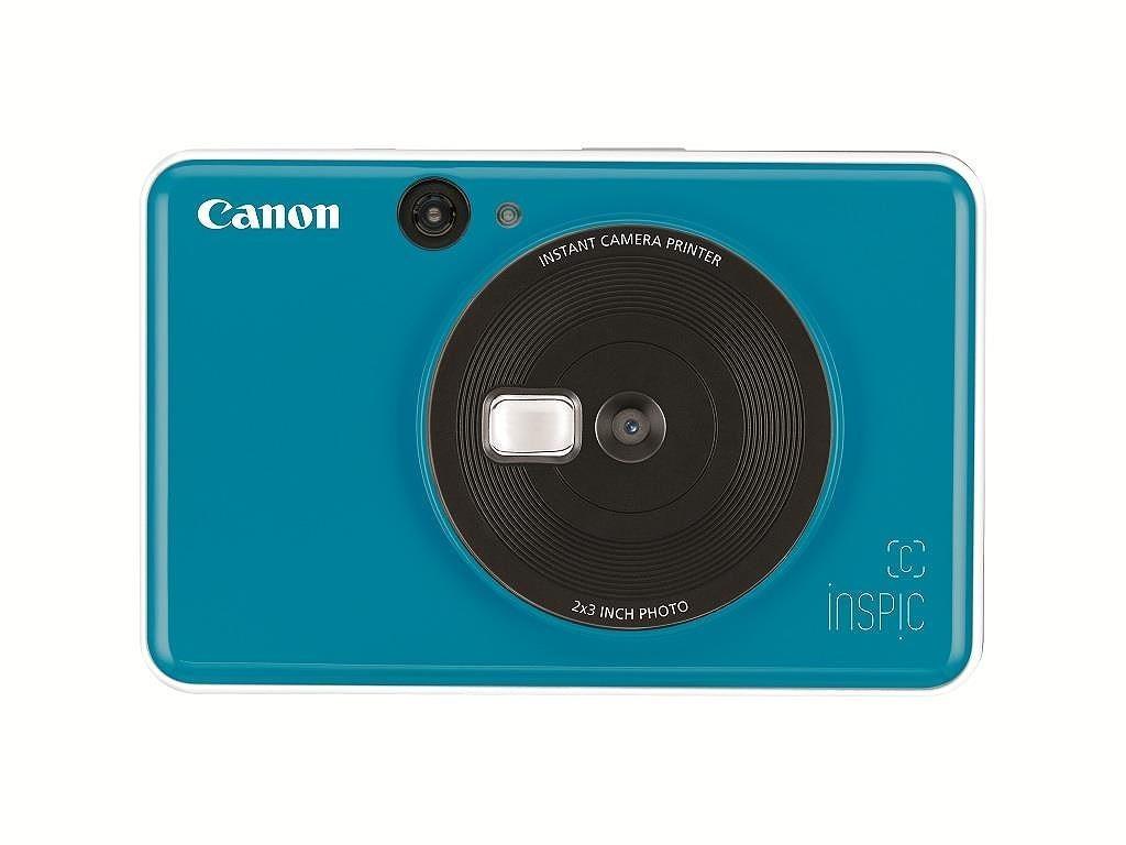 Máy ảnh Canon in liền iNSPiC [C] CV-123A (Xanh)_5