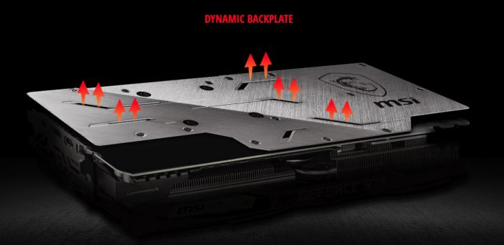 MSI GeForce RTX 2070 Super 8GB GDDR6 GAMING X TRIO