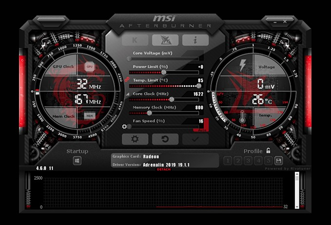 MSI Radeon RX 5700XT