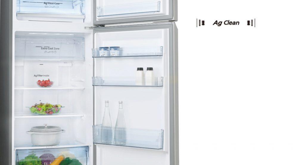Hệ thống khử mùi tinh thể bạc