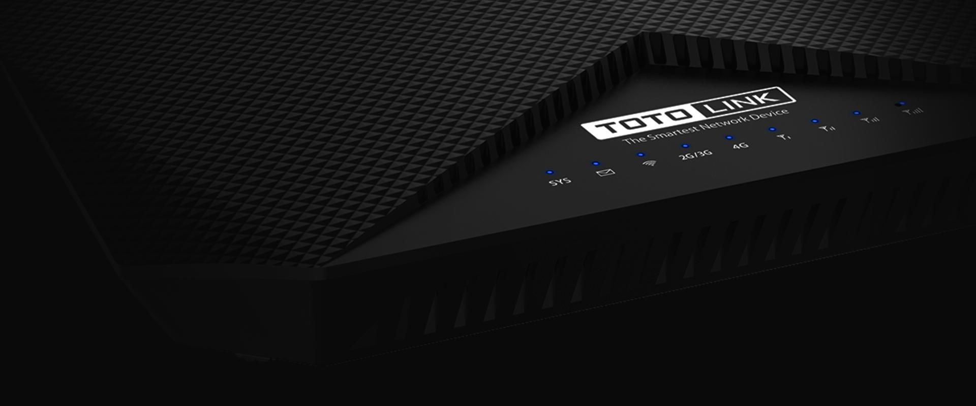 Router Bộ định tuyến 4G-LTE Totolink LR1200-7