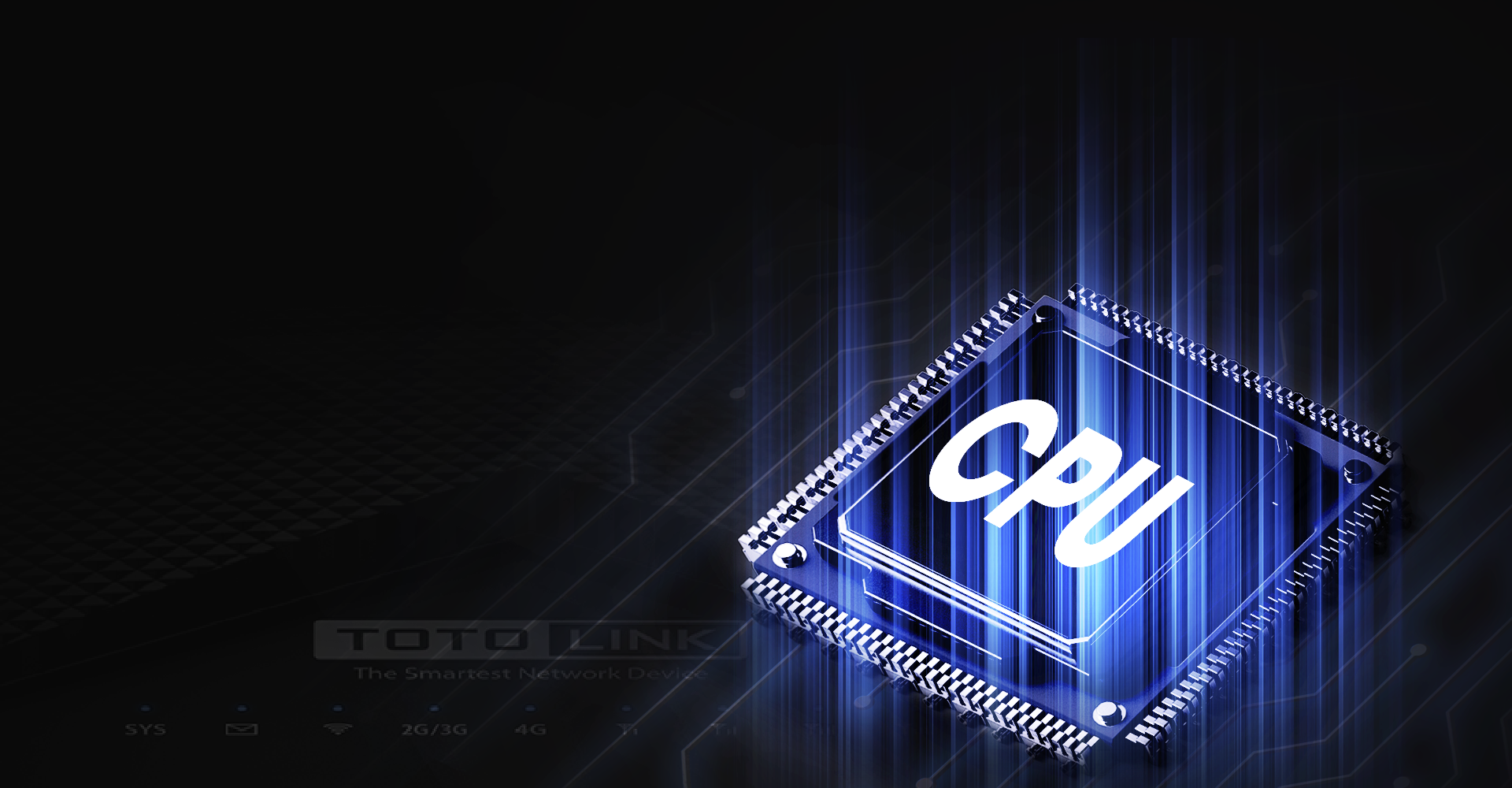 Router Bộ định tuyến 4G-LTE Totolink LR1200-CPU